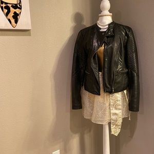 Leather jacket (Feaux)